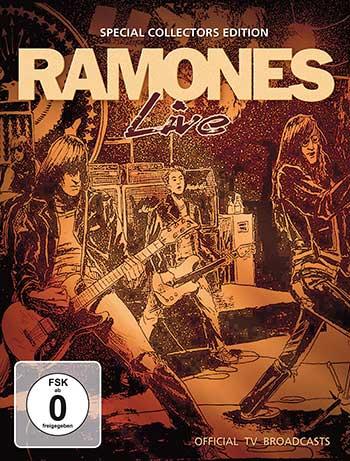 RAMONES (The) - Live