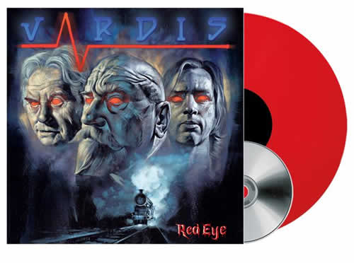 VARDIS - Red Eye