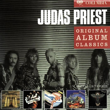 JUDAS PRIEST - Original album classics