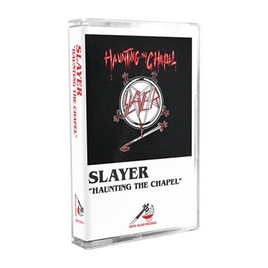 SLAYER - Haunting the chapel (MC)