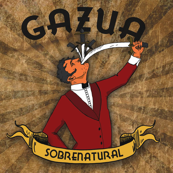GAZUA - Sobrenatural