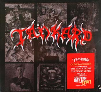 TANKARD - Oldies & goldies - Very best of the Noise years