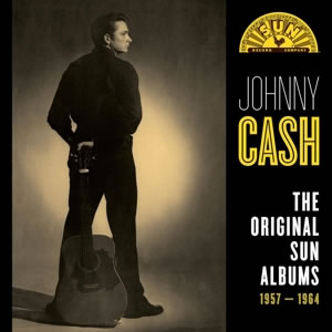 JOHNNY CASH - The original Sun albums 1957 - 1964