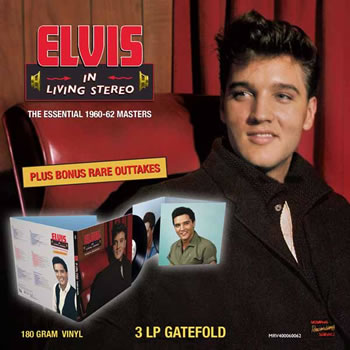 ELVIS PRESLEY - Back In Living Stereo: The Essential 1960-62...