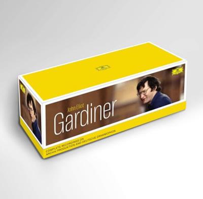 JOHN ELIOT GARDINER - Complete Deutsche Grammophon