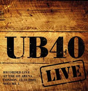 UB40 - Live 2009 - Vol. 1
