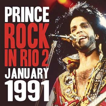 PRINCE - Rock in Rio 2 (Live 1991)