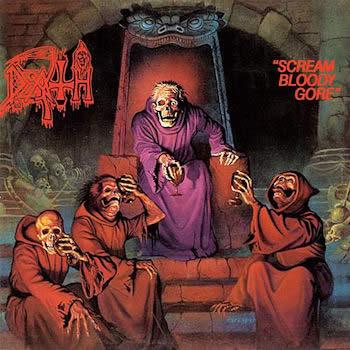 DEATH - Scream Bloody Gore