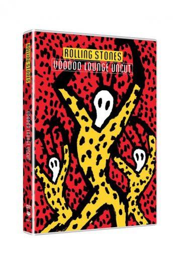 ROLLING STONES - Voodoo Lounge Uncut