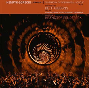 BETH GIBBONS - Symphony Of Sorrowful Songs