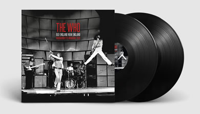 THE WHO - Old England, New England
