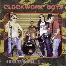 CLOCKWORK BOYS - Arquivo Vol.1