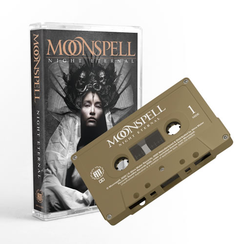 MOONSPELL - Night Eternal (Tape)