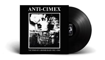 ANTI CIMEX  - Victims of a bomb raid: 1982-84
