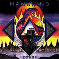 HAWKWIND - Zones