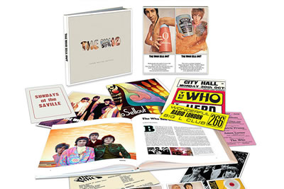 THE WHO - The Who Sell Out (Deluxe)