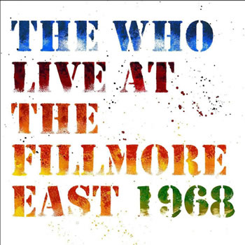 THE WHO - Live At The Fillmore