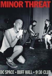 MINOR THREAT - Live 1983