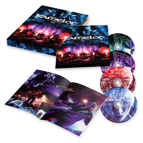KAMELOT - I Am The Empire – Live From The O13