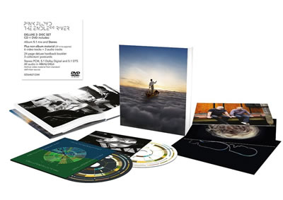 PINK FLOYD - The Endless River (CD+DVD)