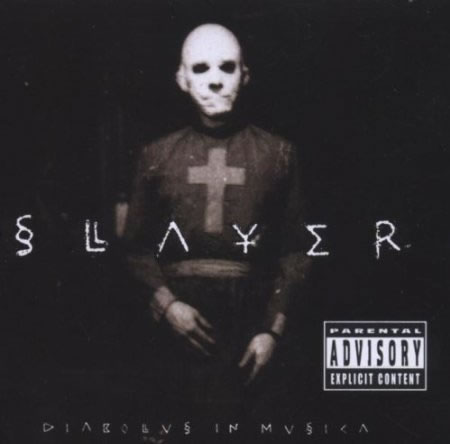 SLAYER - Diabolus in Musica