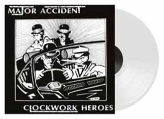 MAJOR ACCIDENT - Clockwork Heroes - Best of