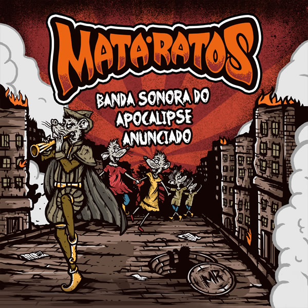 MATA RATOS - Banda Sonora do Apocalipse Anunciado (CD)