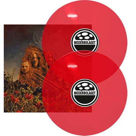 OPETH - Garden Of The Titans (Live) - Red Vinyl