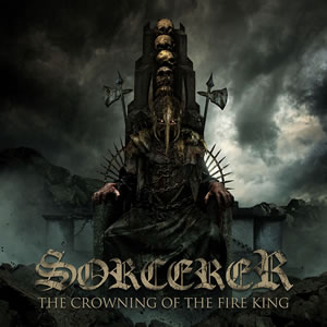SORCERER (The) - The crowning of the fire king
