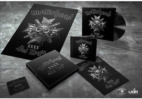 MOTORHEAD - Bad Magic (Deluxe)