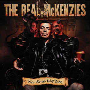 REAL McKENZIES (The) - Two Devils Will Talk