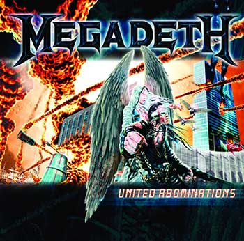 MEGADETH - United abominations (Remastered)
