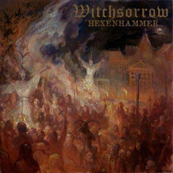 WITCHSORROW - Hexenhammer