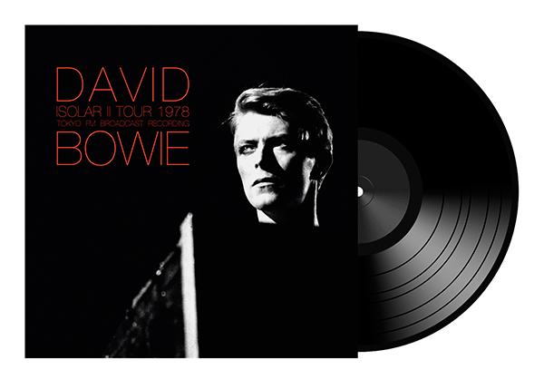DAVID BOWIE - Isolar II Tour 1978