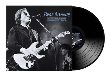 DAVID GILMOUR - The Stockholm Syndrome Vol.2