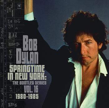 BOB DYLAN - Springtime In New York: The Bootleg Series...