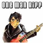 ONE MAN RIFF - Vol. I
