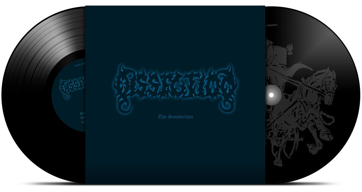 DISSECTION - Somberlain (2LP + Etched)