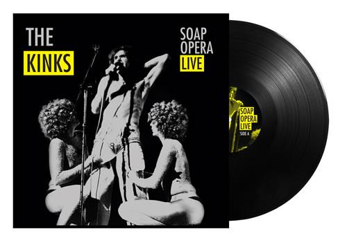 KINKS (The) - Soap Opera