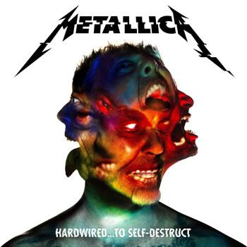 METALLICA - Hardwired...To Self-Destruct (3CD)