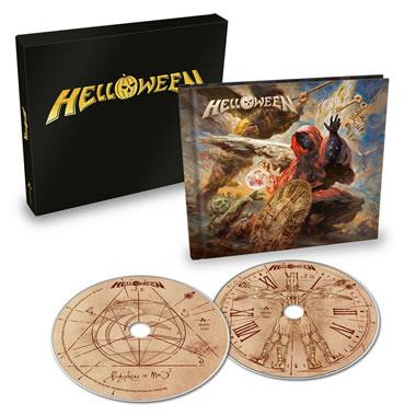 HELLOWEEN - Helloween (Digibook)