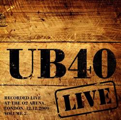UB40 - Live 2009 - Vol. 2