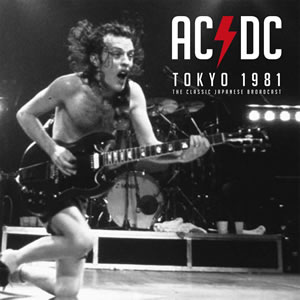 AC/DC - Tokyo 1981