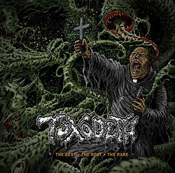 TOXODETH - The Best, The Rest, The Rare