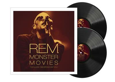 R.E.M. - Monster Movies, Vol. 1