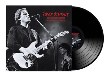 DAVID GILMOUR - The Stockholm Syndrome Vol.1