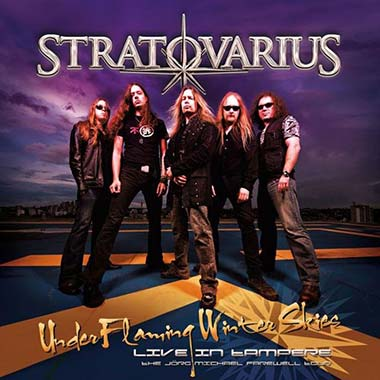 STRATOVARIUS - Under flaming winter skies – Live in Tampere