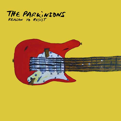 PARKINSONS (The) - Reason to Resist (LP, Yellow)