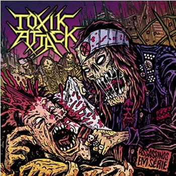 TOXIK ATTACK - Assassinos em Série