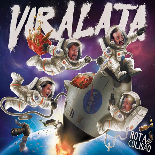 VIRALATA - Rota de Colisão (CD)